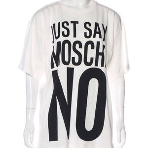 Moschino Over-Sized T-Shirt